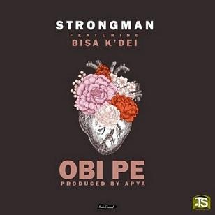 Strongman - Odasani ft Sarkodie