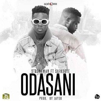 Strongman - Odasani ft Bisa Kdei